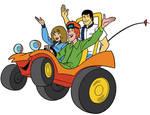 Scooby-Doo Encyclopedia: Speed Buggy