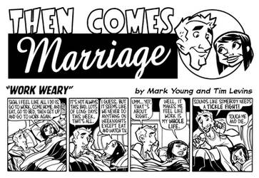Then Comes Marriage #16 by TimLevins