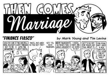 Then Comes Marriage #17 by TimLevins