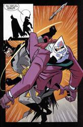 Batman: Gotham Adventures #60 - 16 by TimLevins