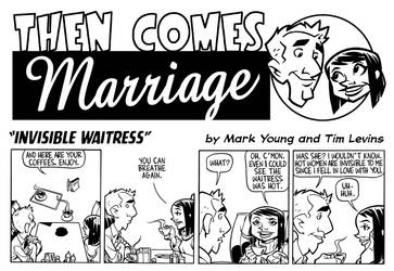 Then Comes Marriage #18 by TimLevins