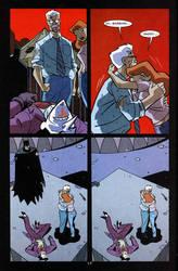Batman: Gotham Adventures #60 - 17 by TimLevins