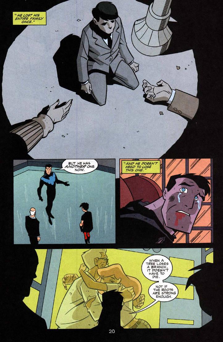 Batman: Gotham Adventures #60 - 20 by TimLevins