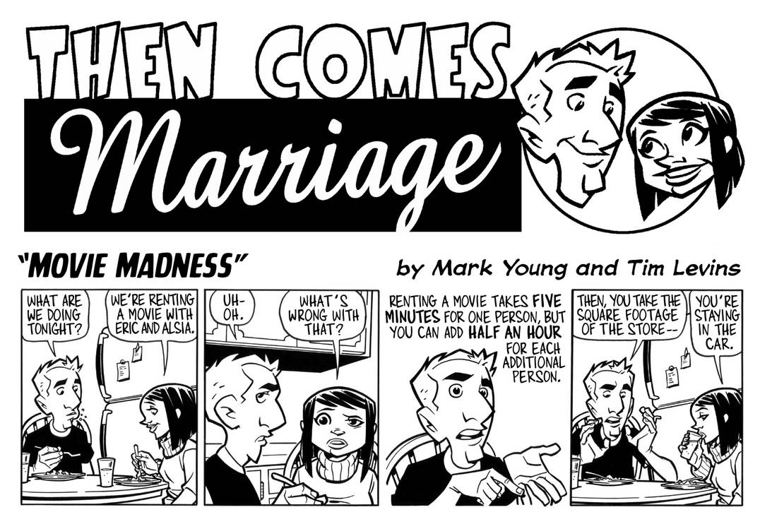Then Comes Marriage #22 by TimLevins