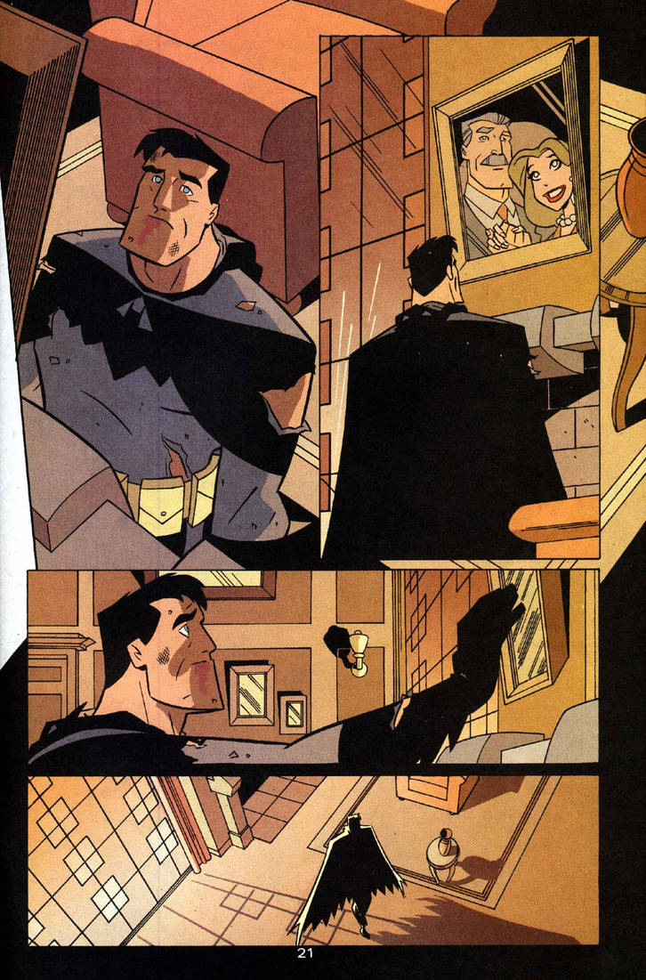 Batman: Gotham Adventures #60 - 21 by TimLevins