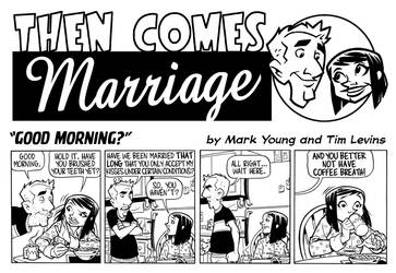 Then Comes Marriage #23 by TimLevins