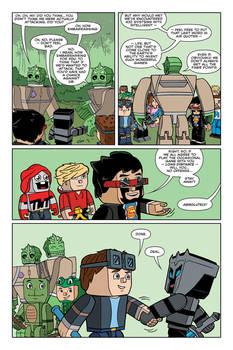 Tube Heroes - page 23