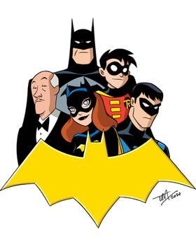 Bat-Family: TNBA Version v.1