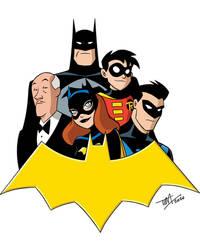 Bat-Family: TNBA Version v.2