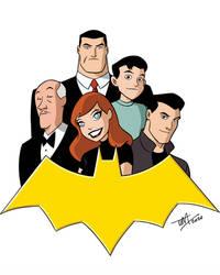 Bat-Family: TNBA Version v.3