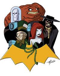 Bat-Villains 2: TNBA Version