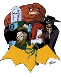 Bat-Villains 2
