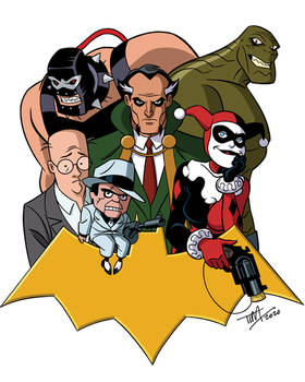 Bat-Villains 3