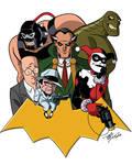 Bat-Villains 3: TNBA Version