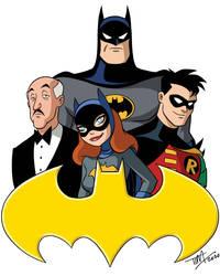 Bat-Family 2020: BTAS Style