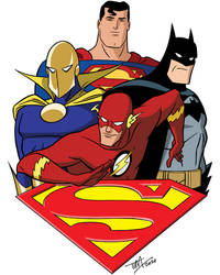 Superman: The Animated Series - Heroes 1