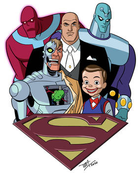 Superman: The Animated Series - Villains 1