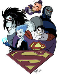Superman: The Animated Series - Villains 2