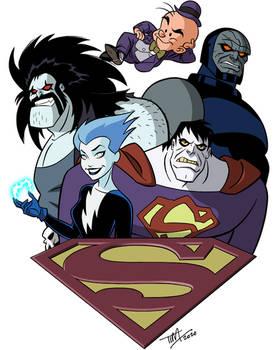 Superman: The Animated Series - Villains 2