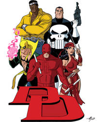 Daredevil: The Animated Series