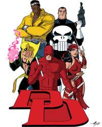 Daredevil: The Animated Series