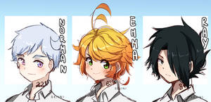 TPN : Emma, Norman and Ray