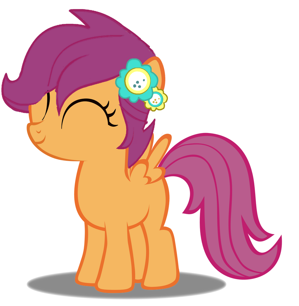 Scootaloo Hairstyle Equestria Girls by ThisBrokenBrain