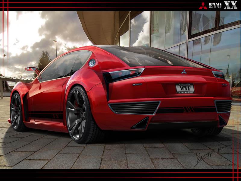 Concept Evo XX by GatsuDesign