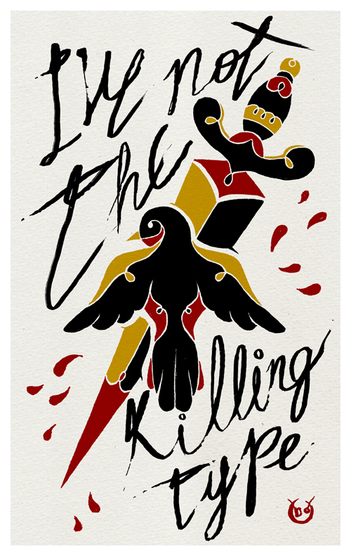 Killing Type by Bruno-Sensei