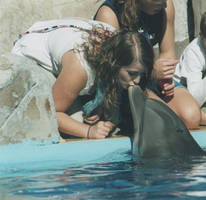 My dolphin kiss by Putxi