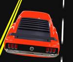 Mustang-Vector