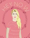 London Grammar - Hey Now (Hannah Reid)