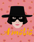 Amelie by the-ashing