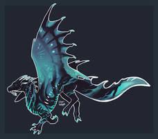 OTA Dragon Design by SilverVoltage