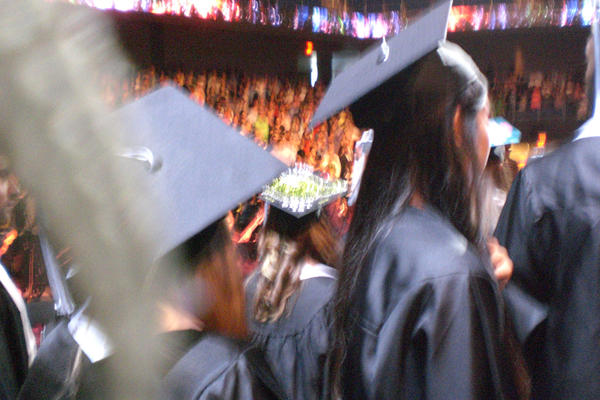 Graduation! by worldwanderer