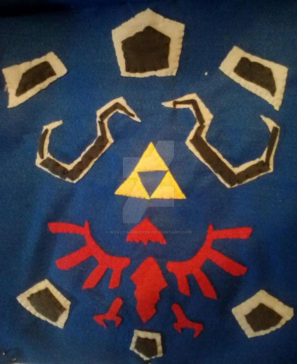 Hylian Flag (WIP?) by worldwanderer