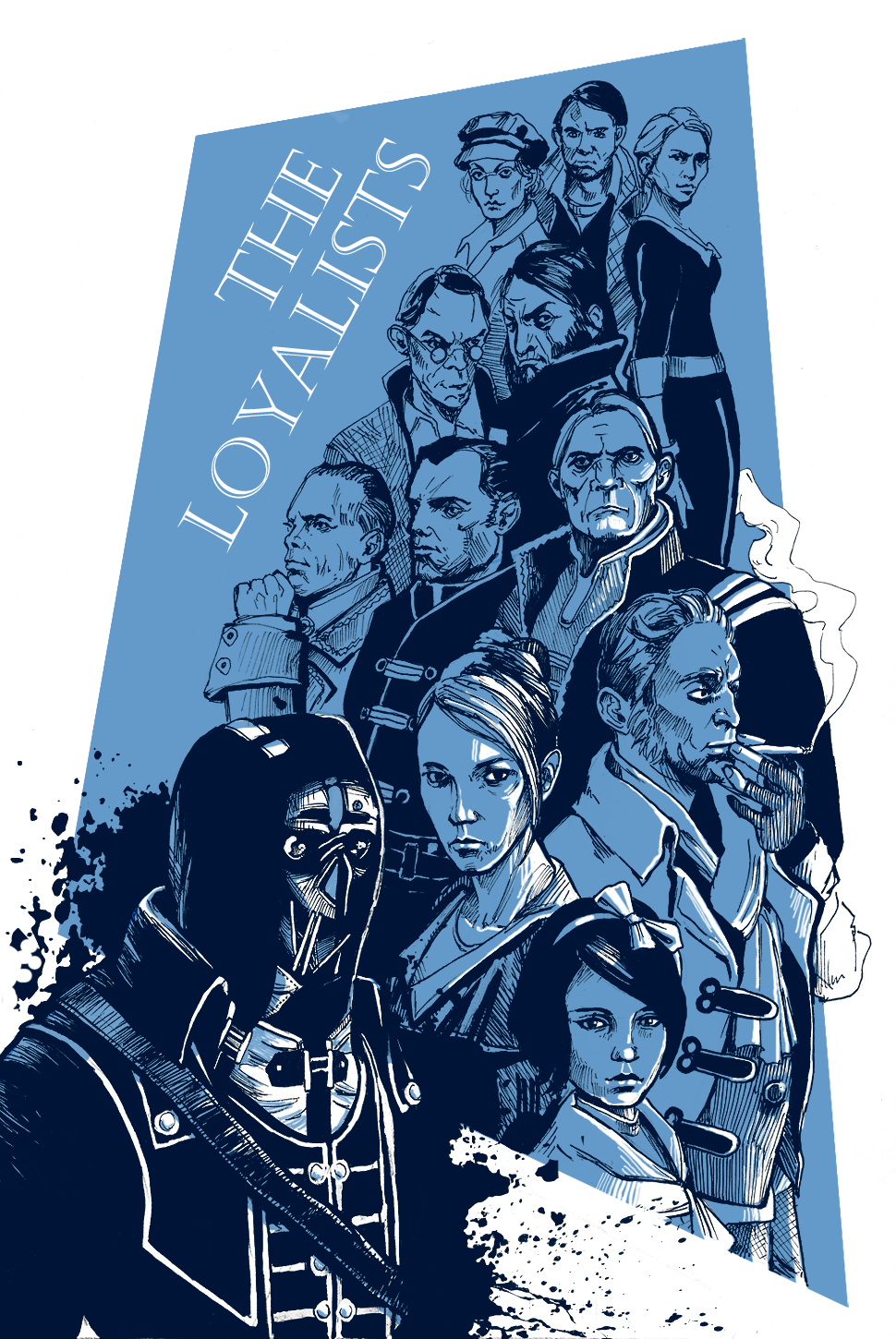 The loyalists by Shaidis