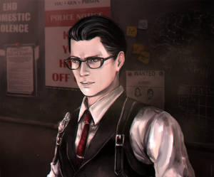 Detective's partner