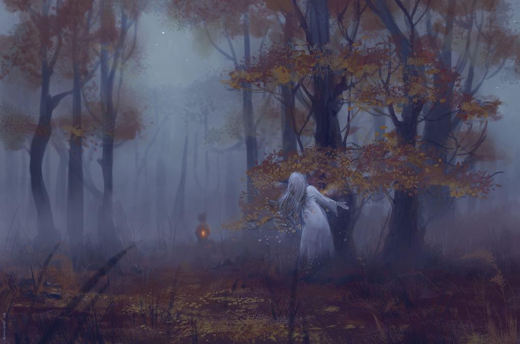 Autumn visits