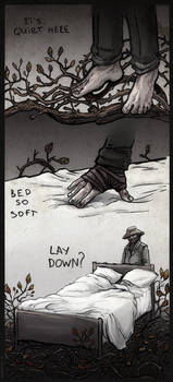Lay down?
