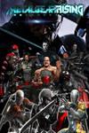 Metal Gear Rising: Revengeance (REMAKE) by RunzaMan