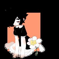 daffodil by kittensurgery
