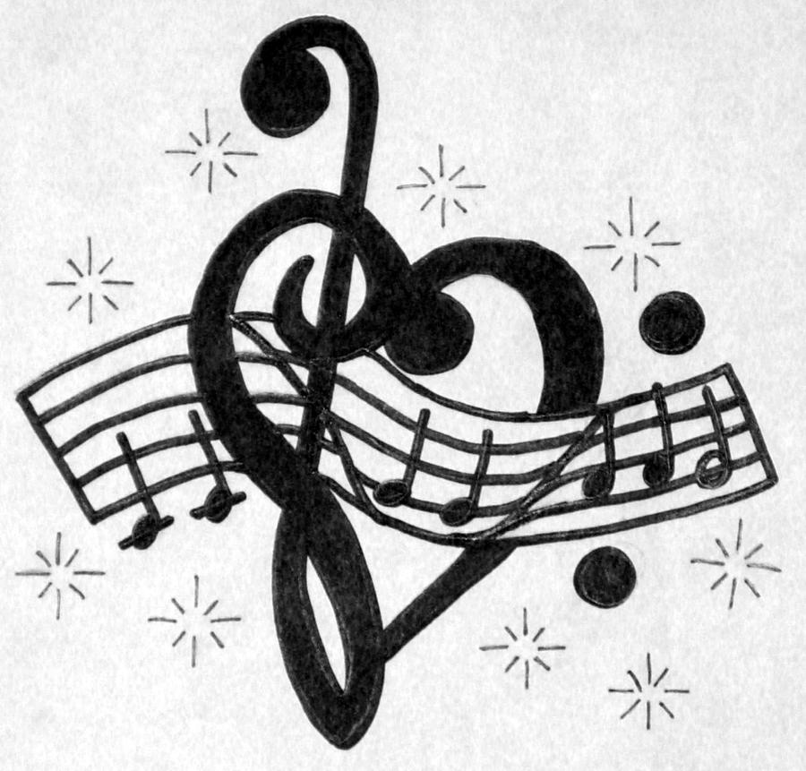 Bass and treble heart by pistolmaster5555 on deviantart for Treble and bass clef heart tattoo
