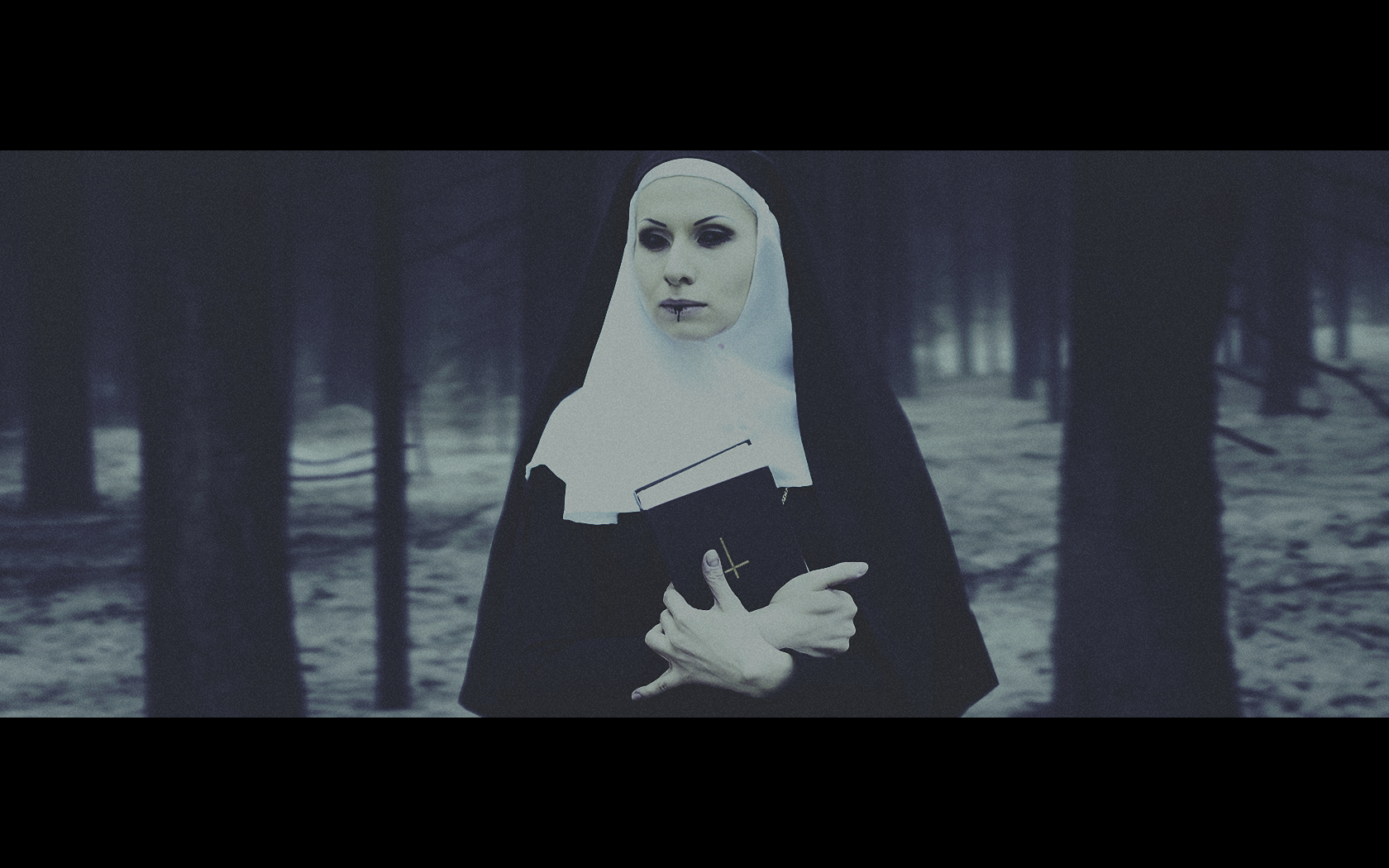 The Nun by Maxxsstro
