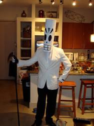 Grim Fandango Costume