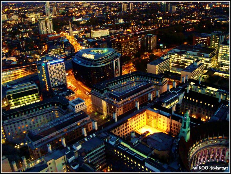 London by nnIKOO