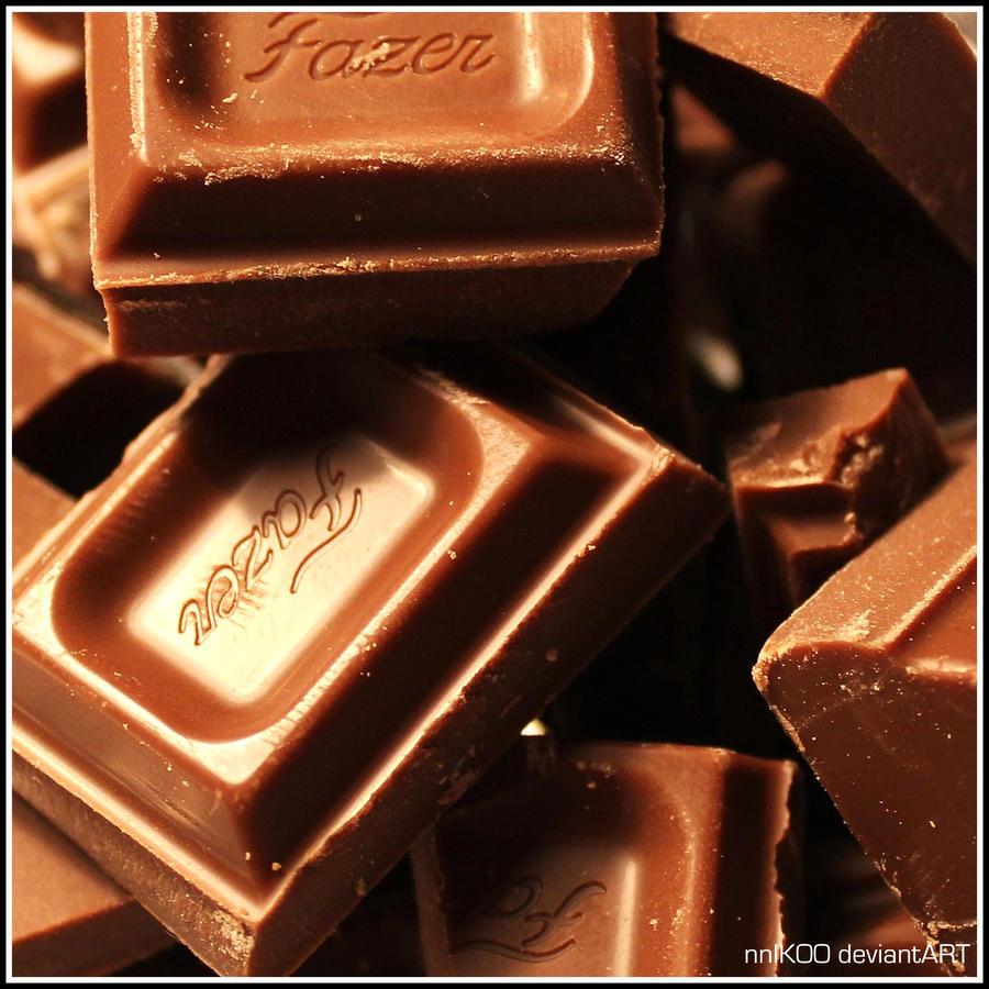 Fazer Chocolate by nnIKOO