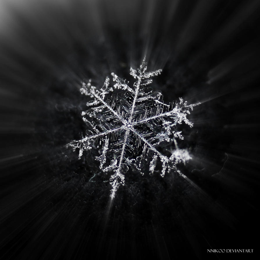 The Big Snowflake by nnIKOO