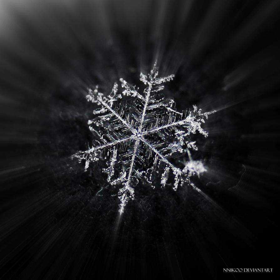 The Big Snowflake by nnIKOO