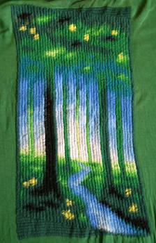 Forest - Lothlorien